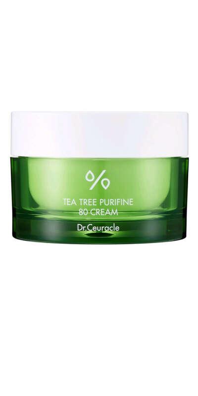 Dr. Ceuracle, Tea Tree Purifine, 80 Cream, 1.76 oz (50 g)к