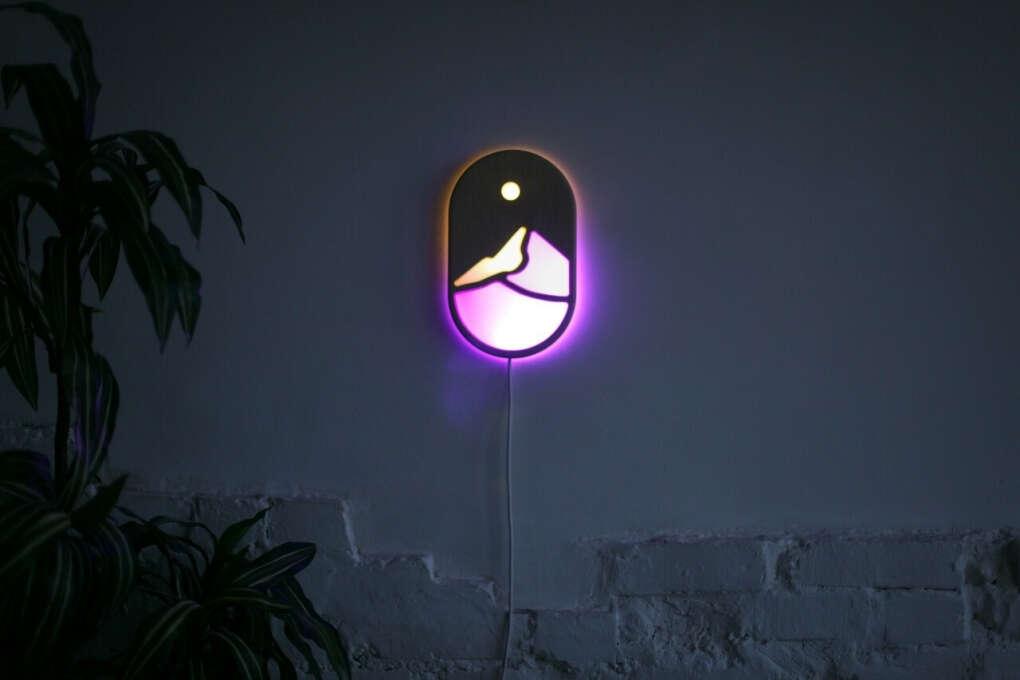 Настенный светильник от Länd