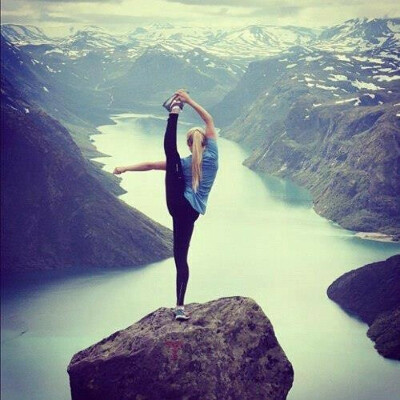 try to attend yoga class