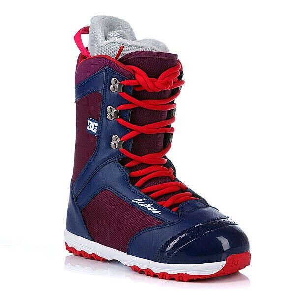 Ботинки  для сноуборда DC Karma Boots Purple