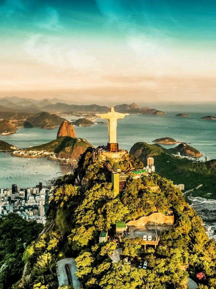 Поездка в Рио
