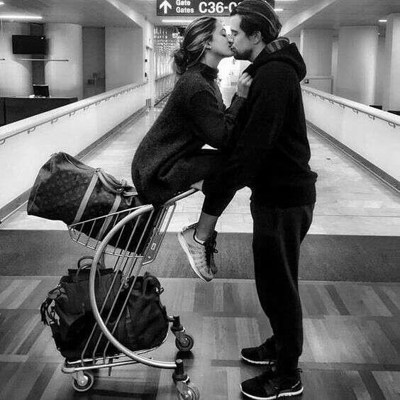 Путешествовать со своим любимым человеком