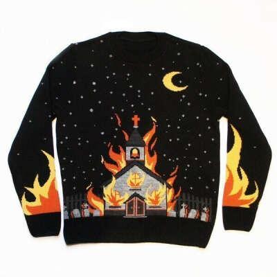 свитер от Варга Викернеса