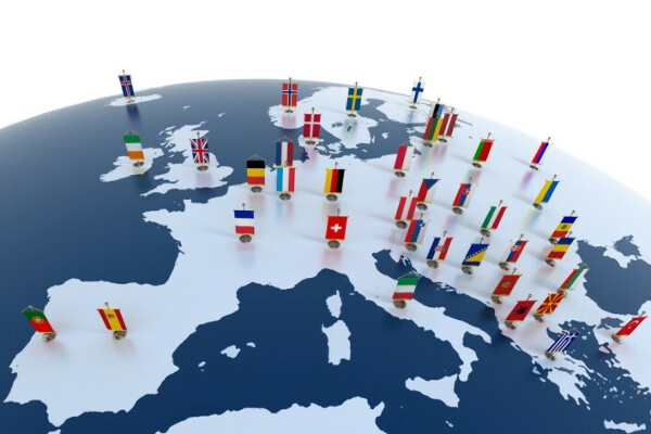 Побывать во всех странах Европы