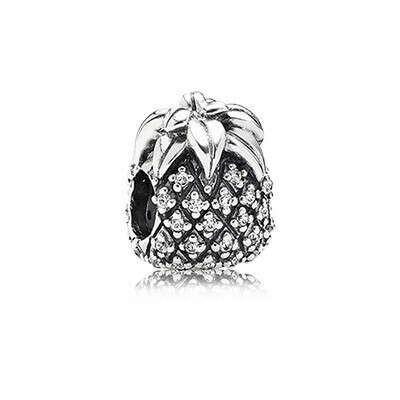 PANDORA | Charm Ananas Étincelant