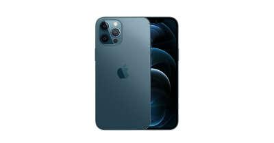 iPhone12 ProMax, 256ГБ, «тихоокеанский синий»
