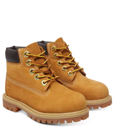 Ботинки 6-inch Premium Toddler TBL12809M (цвет Коричневый) - 9 450 руб купить в официальном интернет-магазине Timberland