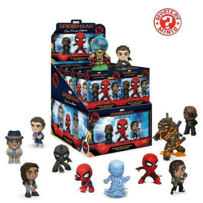 Фигурка Funko Mystery Minis Blind Box: Spider-Man: Far From Home