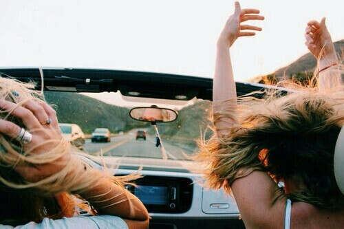 По Европе на машине с друзьями