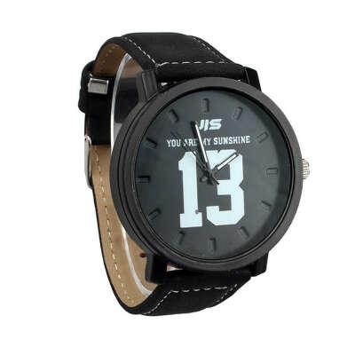 Шикарные часы с цифрой 13