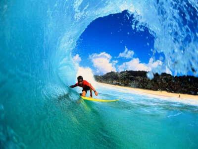 Освоить серфинг