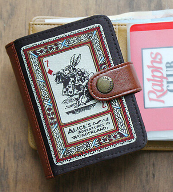 Кошелек Alices pocket - Chocolate