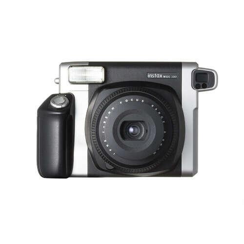 "Фотоаппарат ""Instax Wide 300 Camera EX D"" черный бренда Fujifilm"