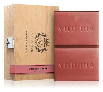 Воск для аромалампы Vellutier Vintage Library