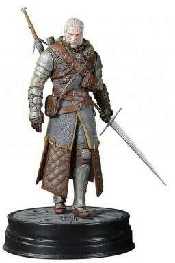 Фигурка The Witcher 3: Wild Hunt – Geralt Grandmaster Ursine (24 см)