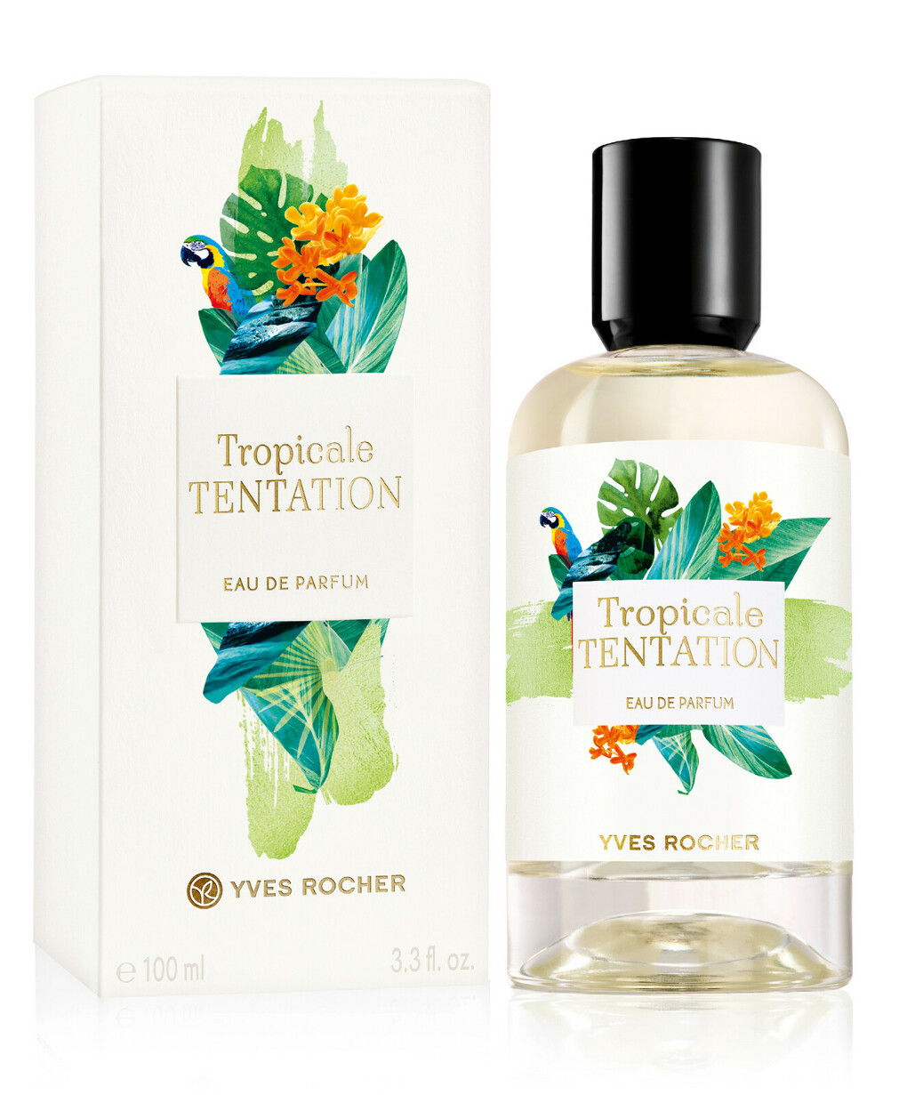 Yves Roscher TROPICALE TENTATION