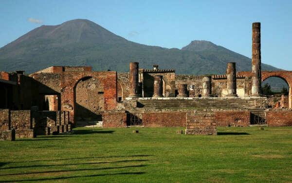 Италия: Помпеи
