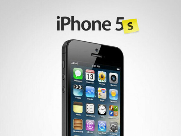 iPhona 5s black 16GB