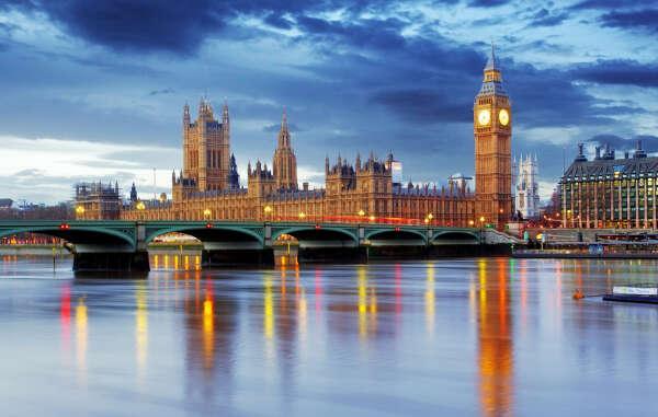 Поездка в Британию!