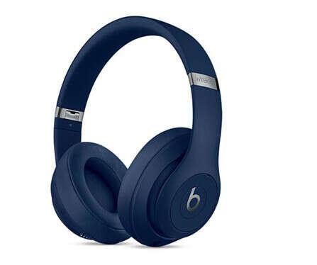 Беспроводные наушники Beats Studio3 синие