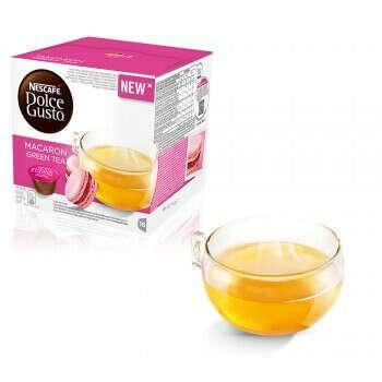 MACARON GREEN TEA