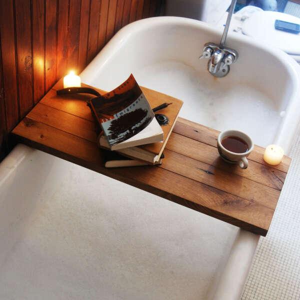 Полка для ванны