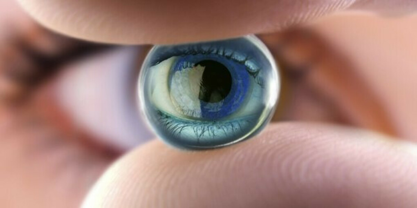 Новые контактные линзы