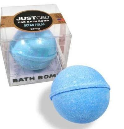 Bath Bomb – Open Fields