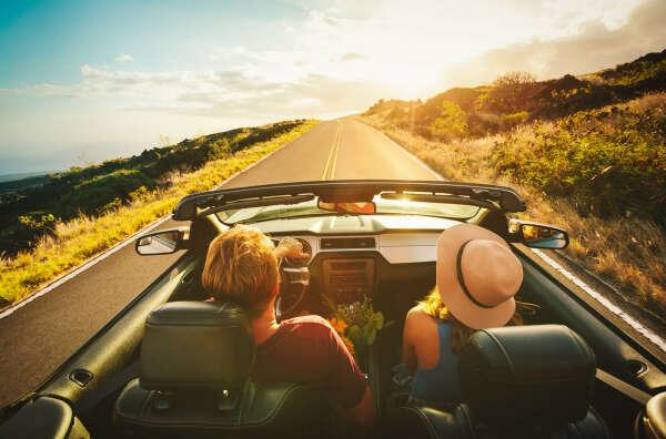Путешествие по США на машине