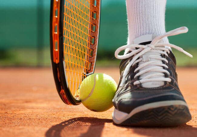 Поиграть в большой теннис