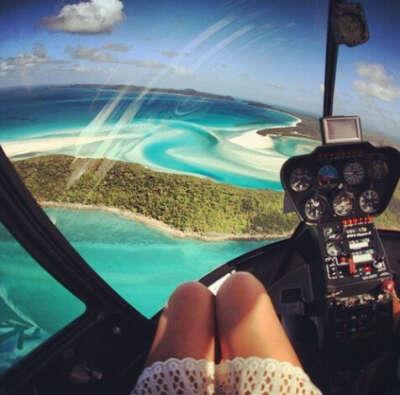 Хочу полетать на вертолёте