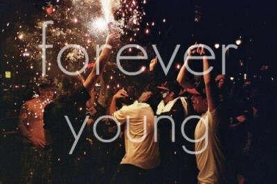 всегда быть молодой