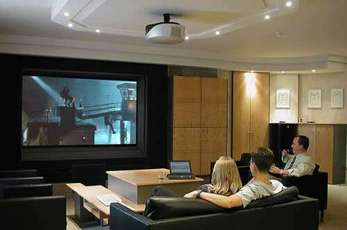 проектор для домашнего кино