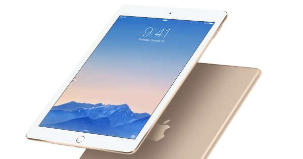 Apple iPad Air 2 64Gb Gold