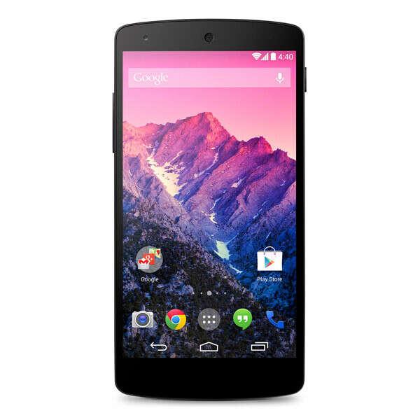 LG NEXUS 5 D821 16Gb Black