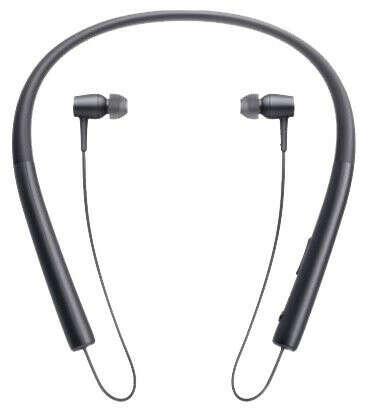 Наушники Bluetooth Sony MDREX750BTBM