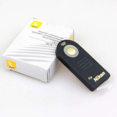 Remote Control for Nikon D90 D600 D3000 D5000 D5100 D5200 D3200 D7000 ML-L3