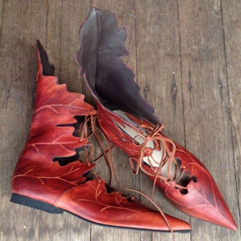 Эльфийские туфли