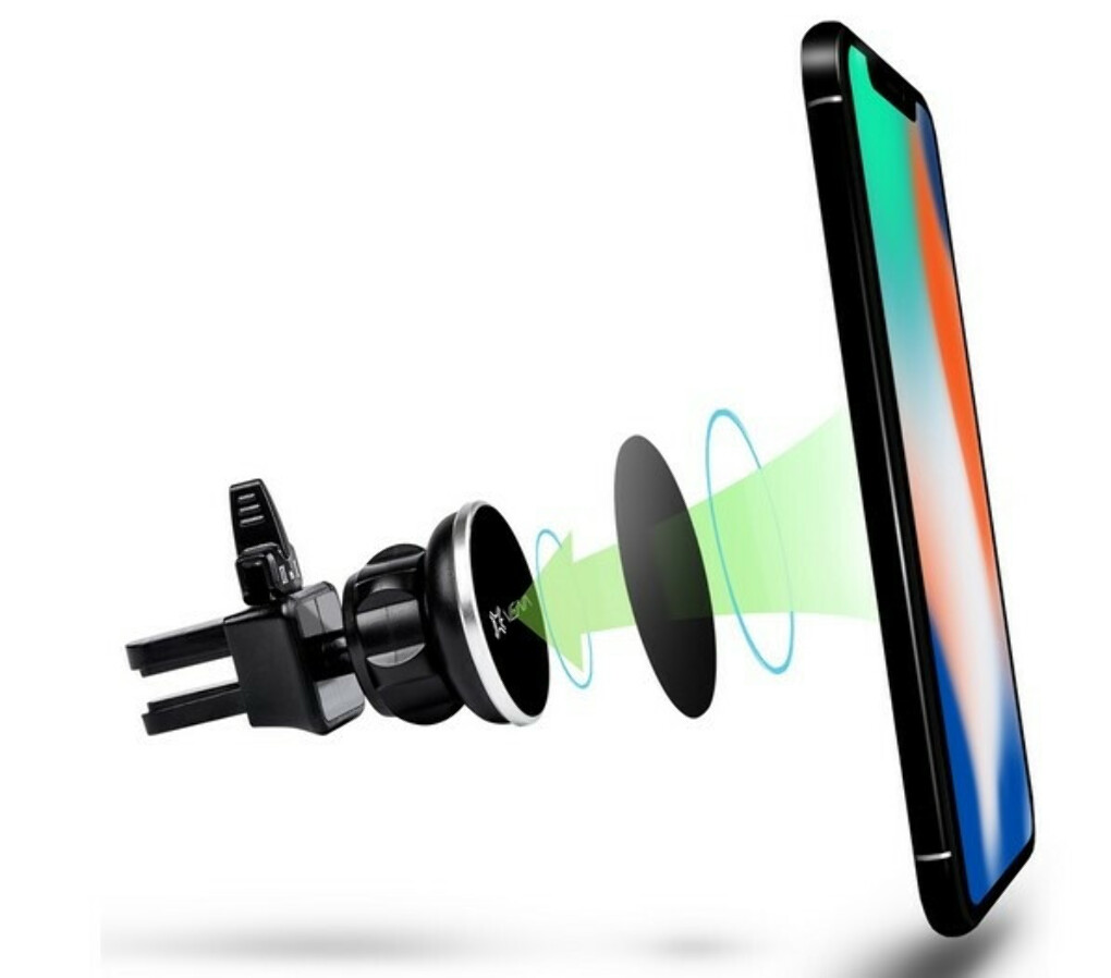 4Netic Magnetic Air Vent Car Mount
