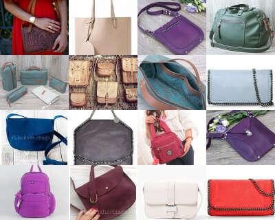Коллекцию сумок