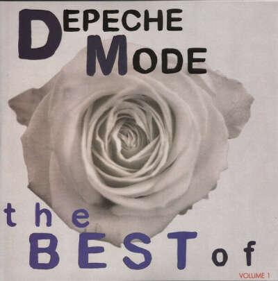 The Best Of Depeche Mode Volume 1 – Depeche Mode купить на виниловых пластинках | Винилотека
