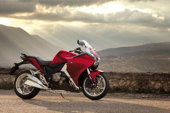 купить мотоцикл Honda VFR1200F