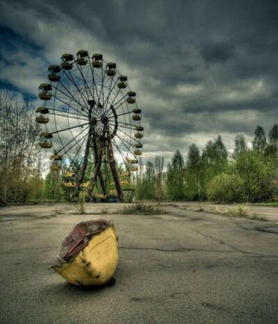 Побывать на экскурсии в Чернобыле 10 мая 2015