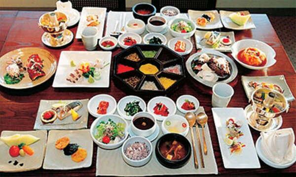 В ресторан корейской кухни
