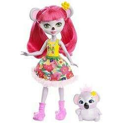 Кукла Энчентималс (Enchantimals) Карина Коала - С питомцем - купить в Империи Кукол - Империи Kids