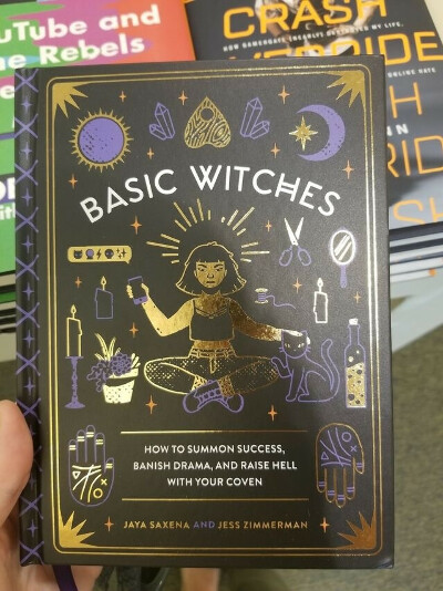 Basic witch book