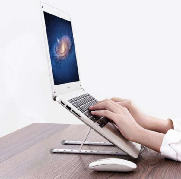 Складная подставка под ноутбук