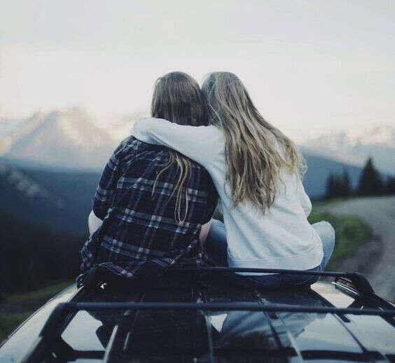 Крепкой и настоящей дружбы с женщиной