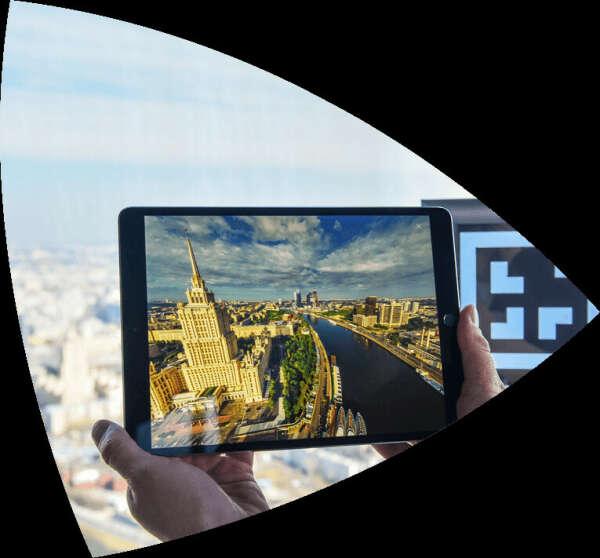 Смотровая площадка Москва Сити — Panorama 360
