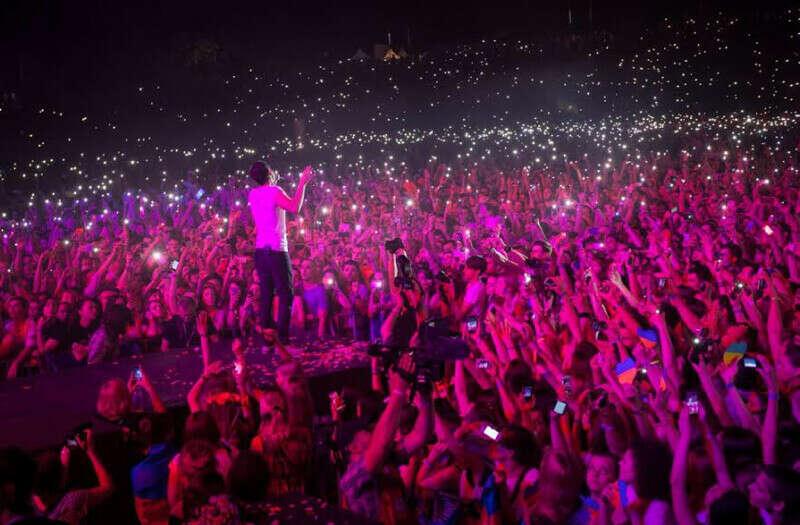 Концерт Океана Ельзи 2016 Одеса